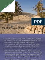 Desertul Sahara