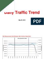 Traffic Trend