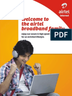 Know Your Broadband User Guide