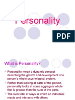 Ch3 Personality