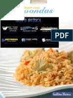 Gallina Blanca - Cocinar Con Microondas - COCINA