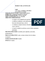 0 5 Proiect Matemate