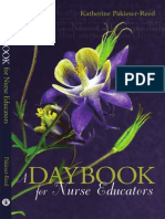 A Daybook for Nurse Educators - K. Parkieser-Reed (STI Int'l., 2011) WW