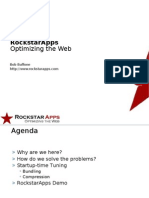 RockstarApps Optimizing the Web