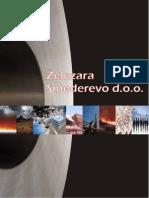 Katalog Proizvoda Zelezara Smederevo D O O
