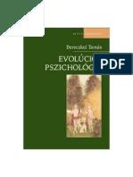 Bereczkei Tamas Evolucios Pszichologia