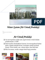 Water System Cpob 2006