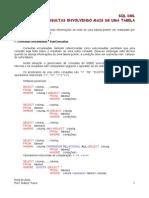 LBD SQL DML Encadeadas