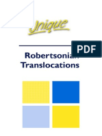 Robertsonian Translocations FTNW