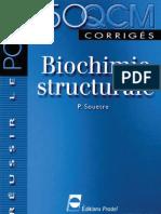 Biochimie Structurale 150qcm