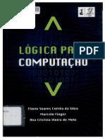 LÓGICA PARA COMPUTAÇÃO - Silva-Finger-Melo