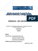 ESTRATEGIA DE ENSEÑANZA APRENDIZAJE 1 PC