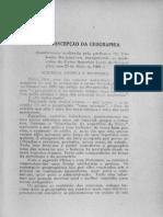 BACKHEUSER, Everardo. A nova concepção da geographia. Revista da Sociedade de Geographia do Rio de Janeiro, tomo XXXI. 1926-1927