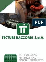Tectubi Raccordi - Brochure