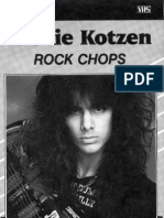 [GUITAR] Richie Kotzen - Rock Chops Tab Book