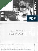 Al Di Meola - Guitar Instruction