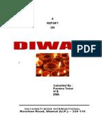 Project Diwali Purnima