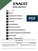 Equipamiento eléctricoMR448FLUENCE8