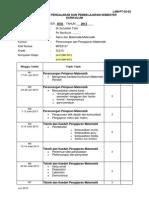 Lam-pt-05-02 - Rancangan p & p Semester 2_2013 Mte3107-Sbt