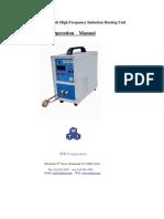 SP 15A Manual