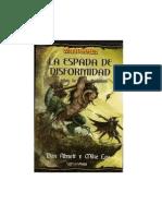 166435736 Abnett Dan Malus Darkblade 04 La Espada de Disformidad