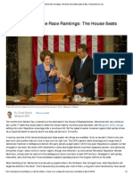 The Hotline's House Race Rankings_ the House Seats Most Likely to Flip - NationalJournal