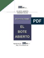 El Bote Abierto Stephen Crane