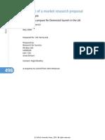 Domestoil Research Proposal