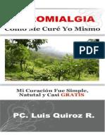 Fibromialgia Como Me Cure Yo Mismo (Span - Ravines, Luis Quiroz