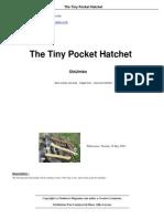 The Tiny Pocket Hatchet
