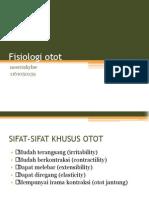 Fisiologi Otot Kiki