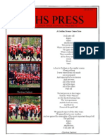 Fall 2013 Newspaper