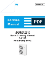 DAIKIN service manual