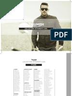Collection vêtements Triumph 2014
