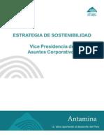Antamina Sistema de Gestion Socioambiental.2013