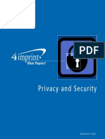 1P-23-1213 Privacy and Security Blue Paper