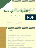 Kromatografi Lapis Tpis