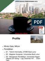 Eksplorasi Java 06012014