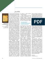 John Dupré -- The biopolitics of life