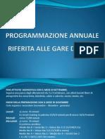Programmazione Annuale Cross - Giorgio Rondelli