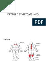 Detailed Symptoms Info