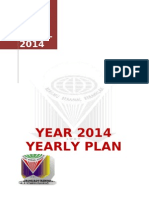 Elp Yearly Plan 2014