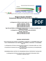 Comunicato 16 Monza