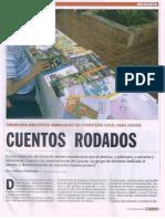 Nota Lijturas revista Veintitrés 03-01-2014