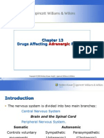 Chapter13 Pharmacology Fall 2012