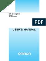 V088 E1 03+CX Designer+UsersManual