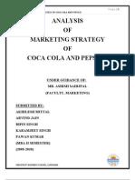 Beverage (Soft Drink) Industry Report