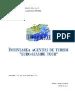 Agentie de Turism Euro