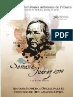 catalogo poemas oficiales -- poesía patriotica mexicana