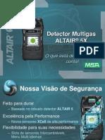Altair 5X Apresentacao_Portugues